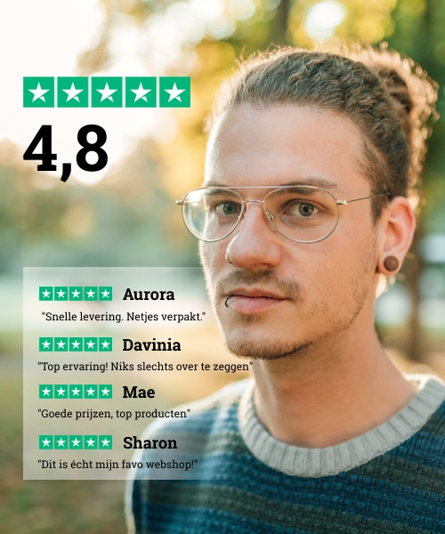 Trustpilot Rating Excellent