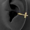 Conch Clicker - Zirconia Cross