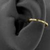 Conch Clicker - Swarovski Bar & Gems