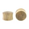 Sungkai Wood Plug - Domed