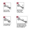Zirconia Marquise Cluster - Threadless