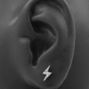 Zirconia Flash Left - Threadless