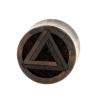 Penrose Triangle Plugs - Sono Wood