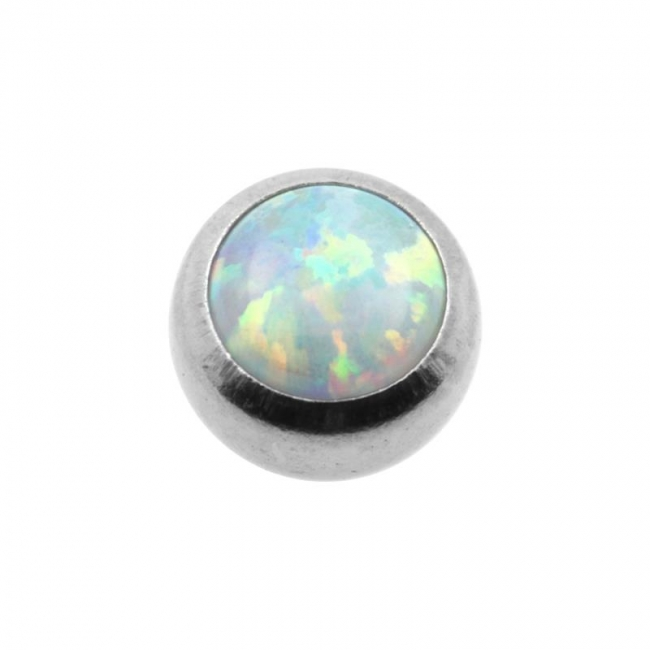 Opal threaded ball