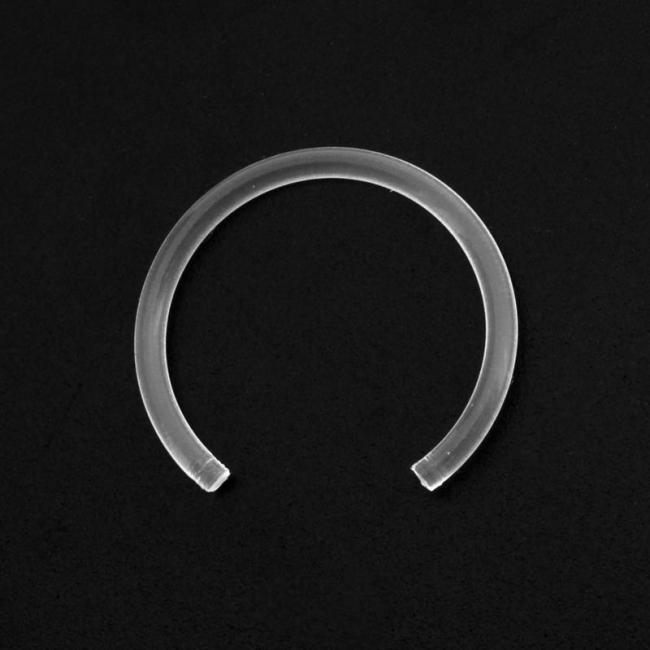 Mini Bioplast circular barbell post