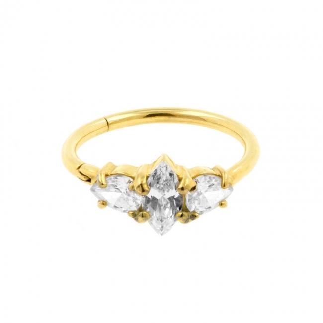 Conch Clicker - Zirconia Princess Gems