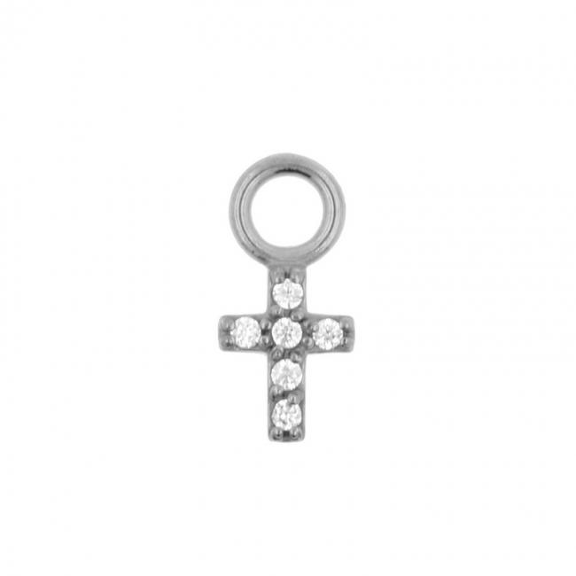 Clicker Charm - Cross