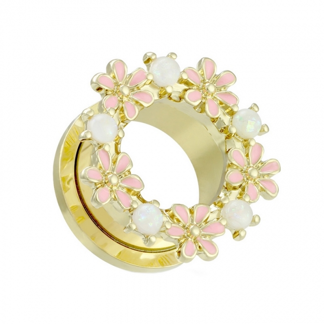 Spring Blossom Tunnels