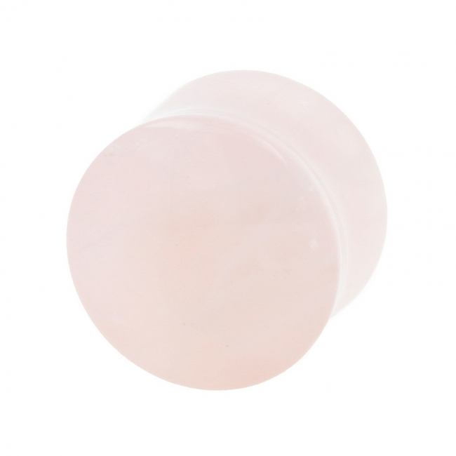 Rose Quartz Plug