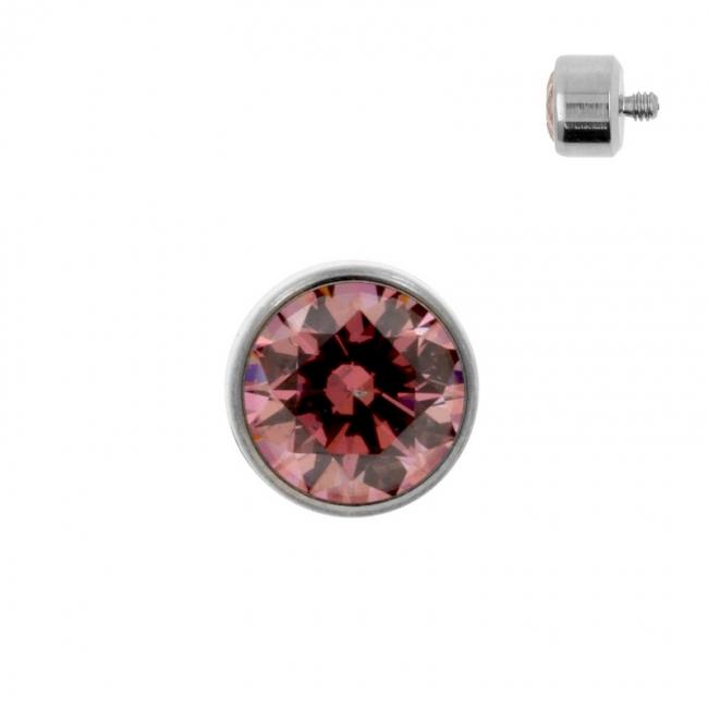 Titanium Zirconia Disc