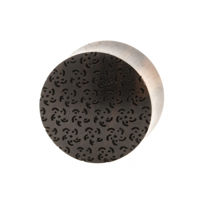 Areng Japanese Pattern Plugs - Sakura