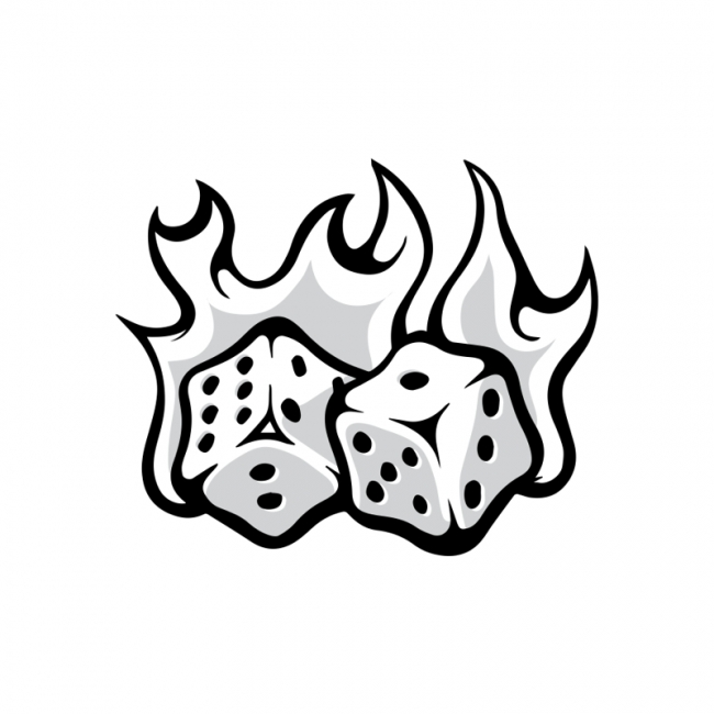 Sticker - Dice