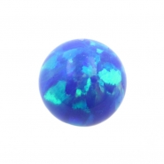 Threaded Opal Ball