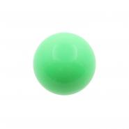Threaded neon ball