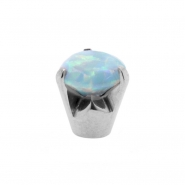 Threaded Opal