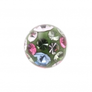 Multi Jewelled Multicolor Bal