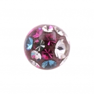 Multi Jewelled Multicolor Bal