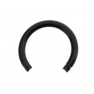 Bioplast circular barbell post