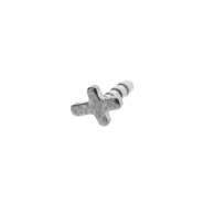 Insert for Bioplast labret: Cross