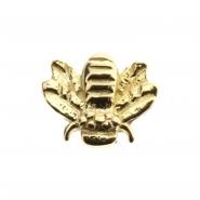 Microdermal Bumblebee Attachment - 14K Goud