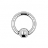Ball Closure Ring - Pop Out Ball