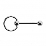 Slave Barbell - 5mm balls