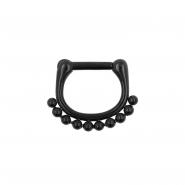 Septum Click Ring - Dots