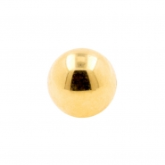 Gold Threaded Ball