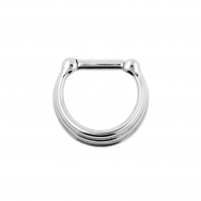 Triple Ring Septum Clicker