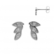 Ear Studs - Butterfly Wings