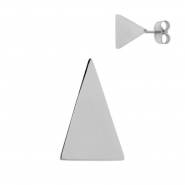 Ear Studs - Triangle