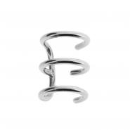 Fake Helix Ring - Triple Ring