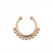 Fake Septum Ring Dots