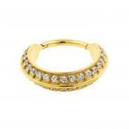 Fake Septum Ring