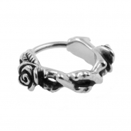 Click Ring - Rose