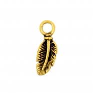 Clicker Charm - Feather