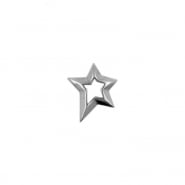 Click Ring Charm - Star Right