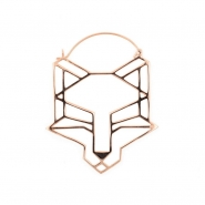 Geometric Animal Hangers - Fox