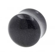 Blue Goldstone Plug