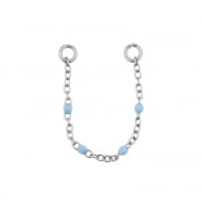 Broken Arrow Earring Studs