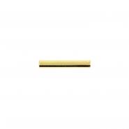 Gold Mini Straight Barbell Post