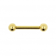 Gold Barbell