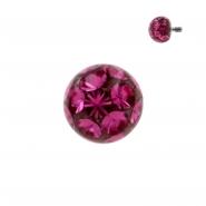 Multi-Jewelled Ball