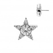 Zirconia Star - Threadless