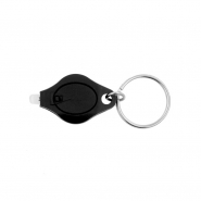 UV Light Key Ring