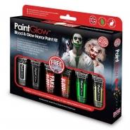 Halloween Blood & Glow Make Up Kit