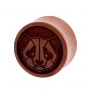 Sawo Geometric Animal Plug - Panda