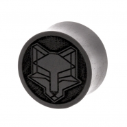 Areng Geometric Animal Plugs - Fox