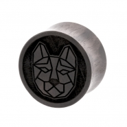 Areng Geometric Animal Plugs - Dog