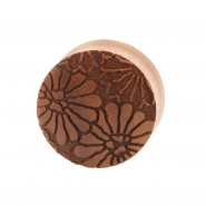 Sawo Japanese Pattern Plugs - Flowers